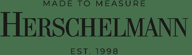 Logo Maßanzüge von Herschelmann, maßgeschneiderter Anzug und Maßanzüge von exquisiter Qualität.
